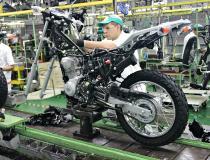 Produção e vendas de motos crescem no 1º semestre de 2019, diz Abraciclo