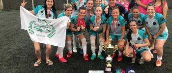 SKY é bicampeã invicta do II Campeonato Municipal de Futebol Suíço Feminino