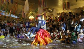Contagem regressiva para o Carnaval Infantil do Mampituba