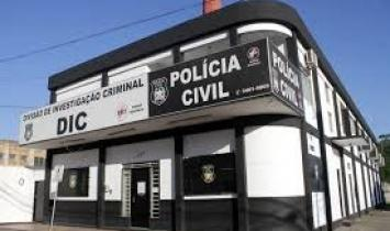 Polícia Civil de Criciúma realiza prisão de autor de roubo