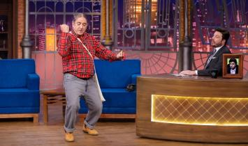 O ator e humorista Paulo Pioli relembra momentos marcantes da carreira