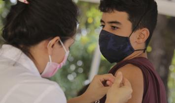 Cidade do Rio de Janeiro registra recorde de vacinação em um único dia