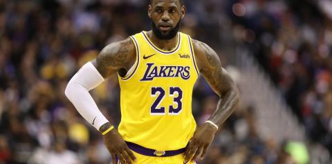 Após má atuação contra os Wizards, Lakers buscam quebra de série invicta dos Nets