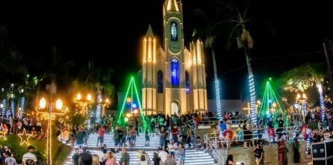Night Run e Festival de Food Truck serão as atrações do Cocal Luz 2019