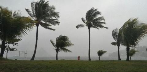 Semana será de sol, frio, chuva e com ventos de até 50 km/h no Sul catarinense
