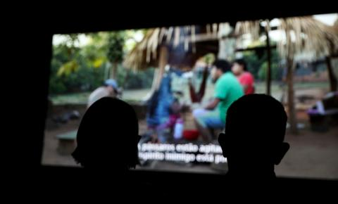 Cegos terão inclusão nas salas de cinema