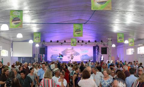 Baile da Saudade vai reunir mais de 500 idosos durante a Cocalfest