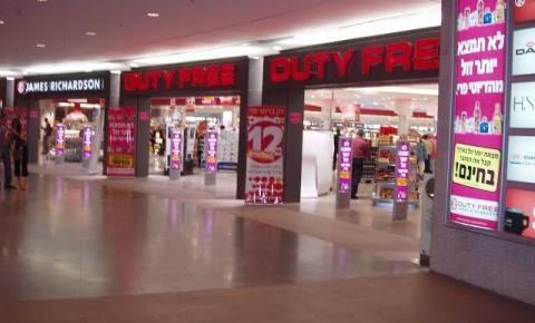 Nova cota para compras em free shops começa em 2020, diz presidente
