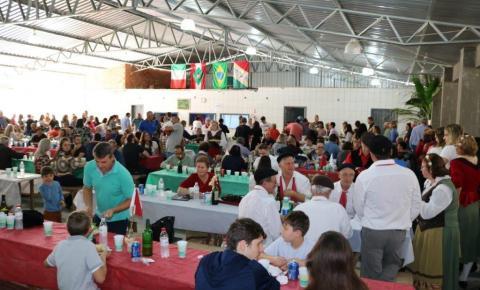 Círculo Italiano realiza II La Nostra Gente neste domingo na comunidade de Rio Comprudente