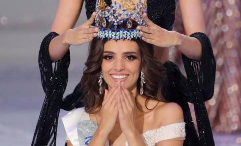 Modelo mexicana voluntária de ONG para migrantes é coroada Miss Mundo