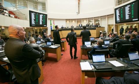Com vetos, leis sobre benefícios fiscais já estão em vigor em Santa Catarina