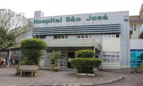 Hospital São José busca familiares de homem atropelado na BR 101