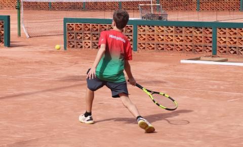 Mampituba será palco para Estadual Infanto-Juvenil de Tênis