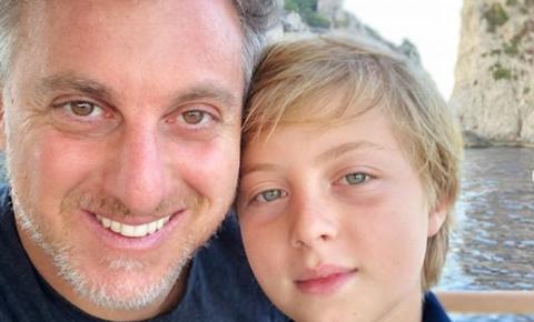 Filho de Luciano Huck e Angélica é internado em hospital no Rio