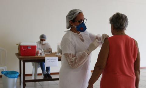 Novo lote de vacina contra a gripe estará disponível nesta segunda-feira
