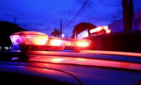Suspeito de cometer roubo e estupro é preso em Criciúma