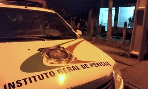 REGIÃO: Mulher é alvejada no abdômen em tentativa de homicídio
