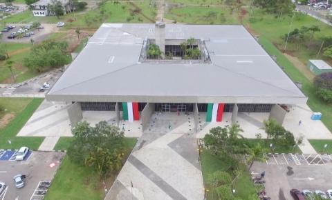 Contratos referentes a iluminação pública sob investigação; Gaeco cumpre cinco mandados em Criciúma