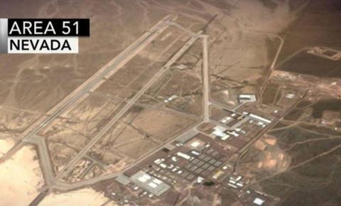 Mais de um milhão de pessoas querem invadir a Área 51 para resgatar aliens