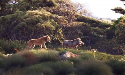 Os fãs estão reclamando da dublagem brasileira de O Rei Leão