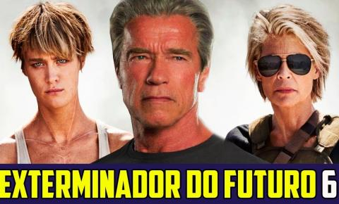 O Exterminador do Futuro volta ao cinema.