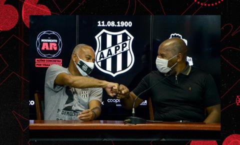 Movimento AR concede selo de combate ao racismo à Ponte Preta