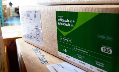 Medida agiliza distribuição de medicamentos do kit intubação