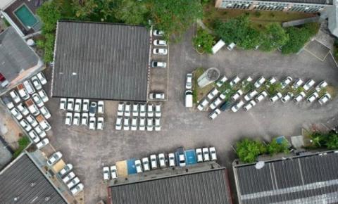 Epagri arrecada mais de R$ 1,3 milhão com leilão de veículos e equipamentos