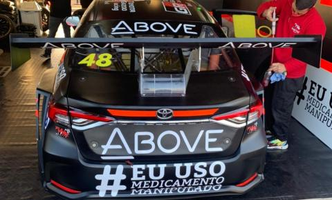 Above entra na Stock Car para correr com Tony Kanaan e Rafael Suzuki