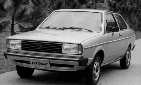 Voyage quadrado: relembre o clássico sedan e seu legado