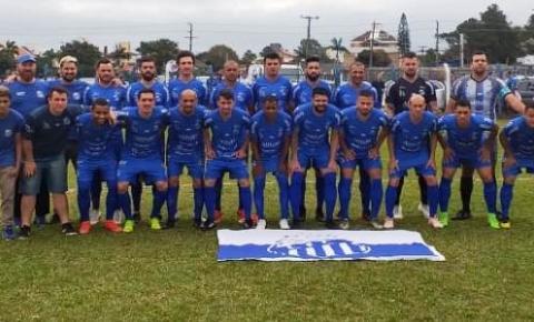 Caravaggio vence fora de casa pelo Campeonato Catarinense Não Profissional Adulto