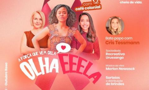 Ciclus Vitali promove evento para mulheres em Urussanga