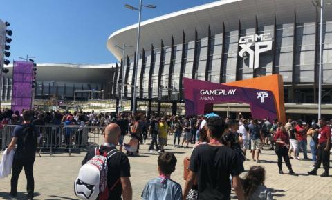 Público lota a Game XP no Feriado da Independência no Rio