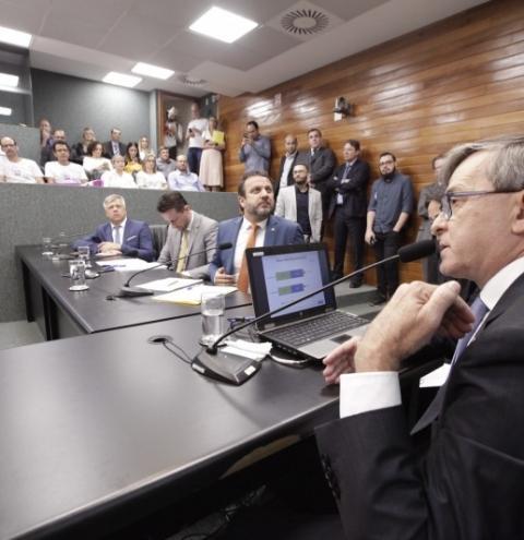 Santa Catarina apresenta aumento de 13,6% na receita