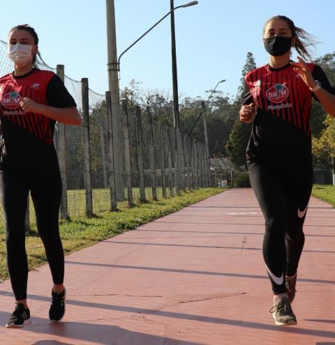 Reforços fortalecem Triathlon feminino do Mampi